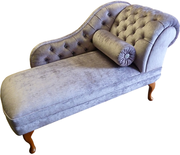 Chaise Longue Leather Fabric Bespoke sizes A1 Furniture Enfield