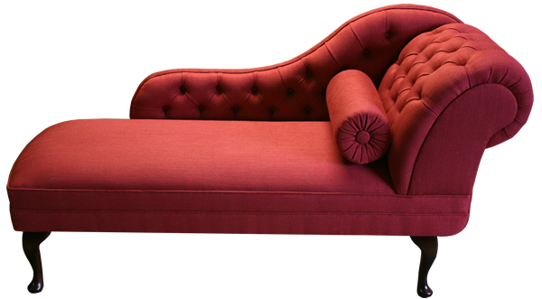 Chaise Longue Leather Fabric Bespoke Sizes A1
