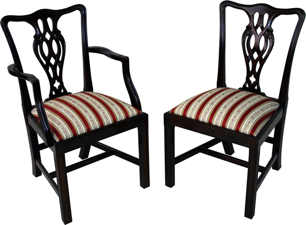 Ribbon Back Reproduction Dining Chairs A1 Furniture